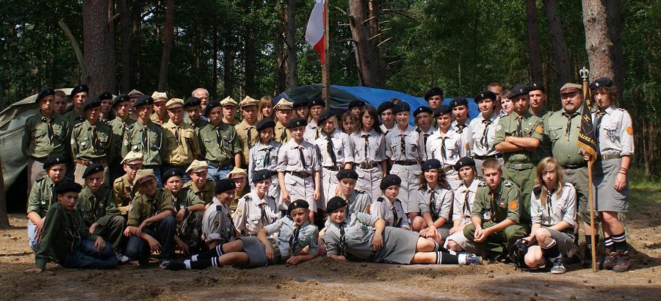 Obóz Szklanka 2009